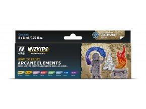 80258 Wizkids Arcane Elements