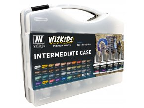 80261 Wizkids Intermediate Case
