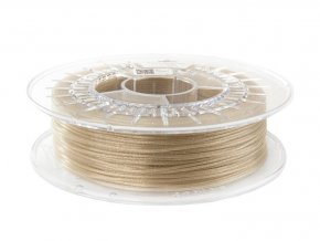 eng pl Filament PLA Glitter 1 75mm CLEAR GOLD 0 5kg 1260 4