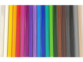 Struny do 3D pera PLA 1,75mm bez krabičky 20 barev (100bm) eko 300 ks rovných strun