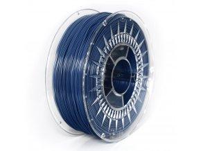 PLA filament 1,75 mm tmavě modrý Devil Design 1 kg