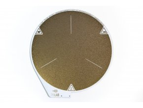 Tisková podložka pro DELTIQ PrintPad - práškový PEI povrch