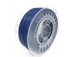 PLA filament z recyklátu 1,75 mm námořnická modrá EKO-MB 1 kg