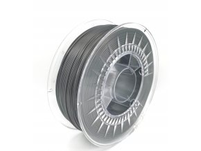 PLA filament z recyklátu 1,75 mm šedá EKO-MB 1 kg