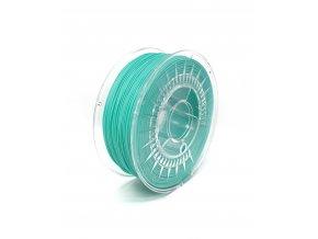 PLA filament z recyklátu 1,75 mm tyrkysová EKO-MB 1 kg