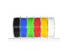 ABS Devil Design černá, červená, modrá, zelená, žlutá, bílá