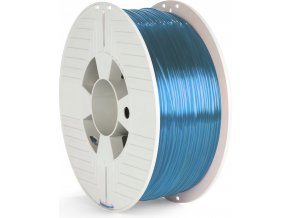 Verbatim filament petg transparent blue