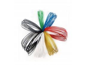 PLA vzorník z recyklátu 7 barev 1,75mm EKO-MB