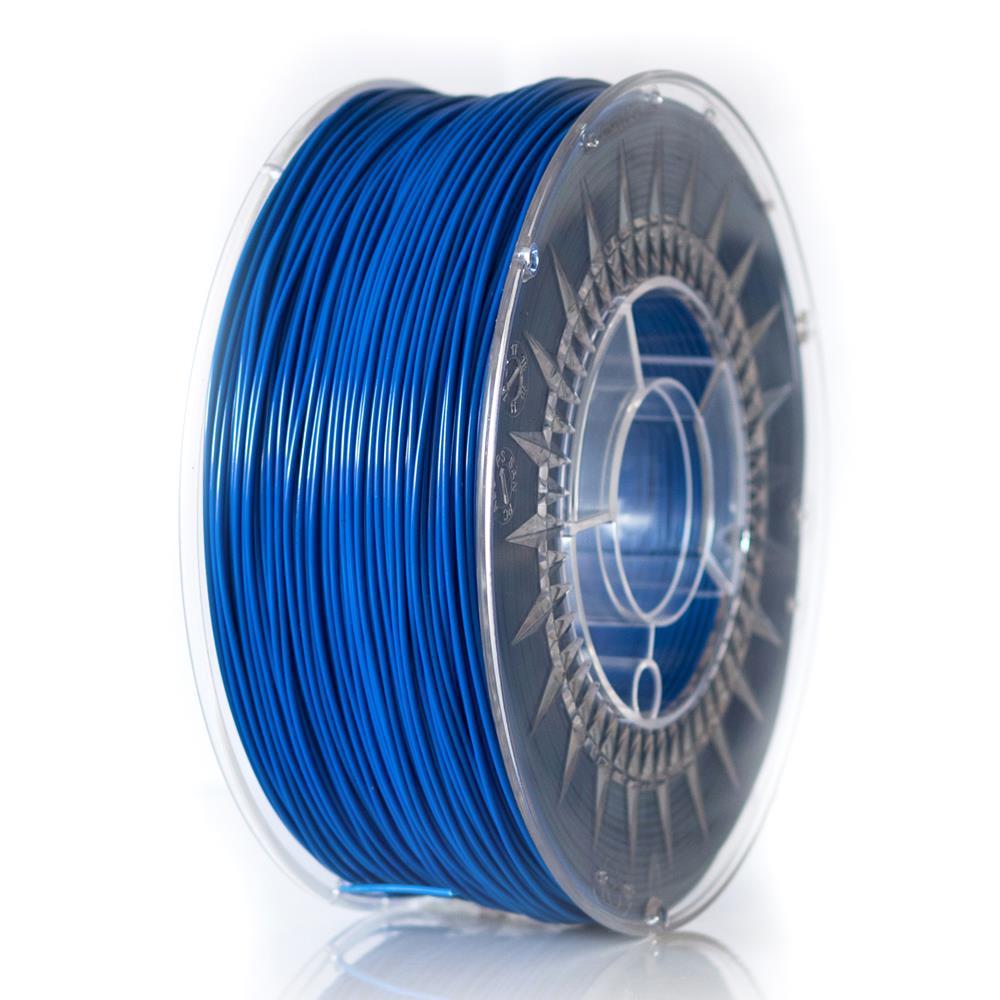 PETG filament Devil Design modrá (super blue) 1,75 mm 1 kg