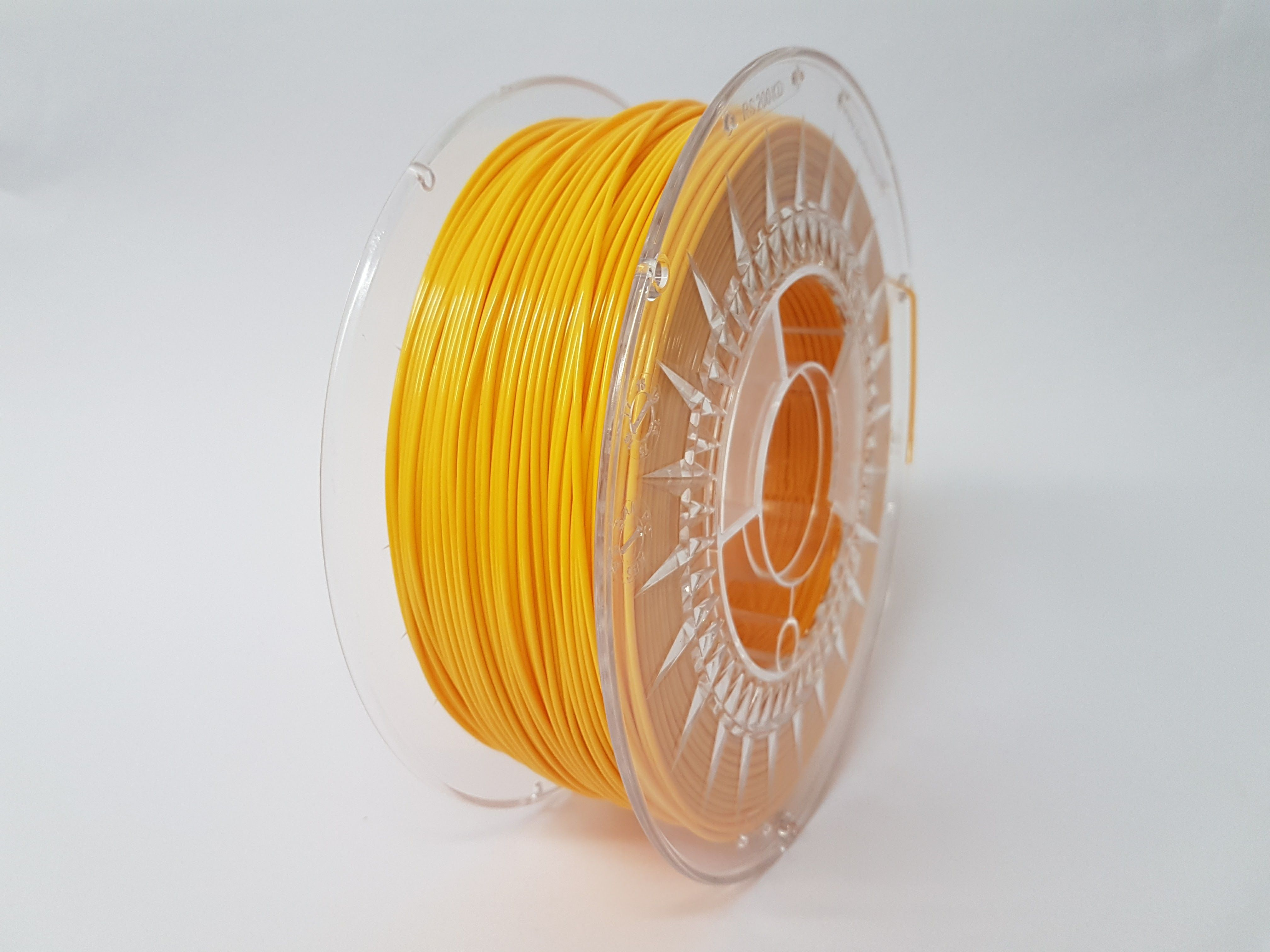 PETG filament Devil Design zářivě žlutá (bright yellow) 1,75 mm 1 kg