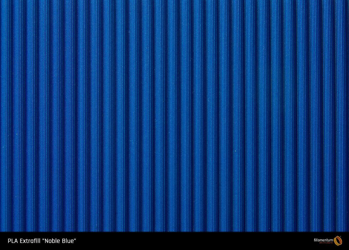 PLA filament Fillamentum Extrafill Noble Blue 1,75 mm 750 g