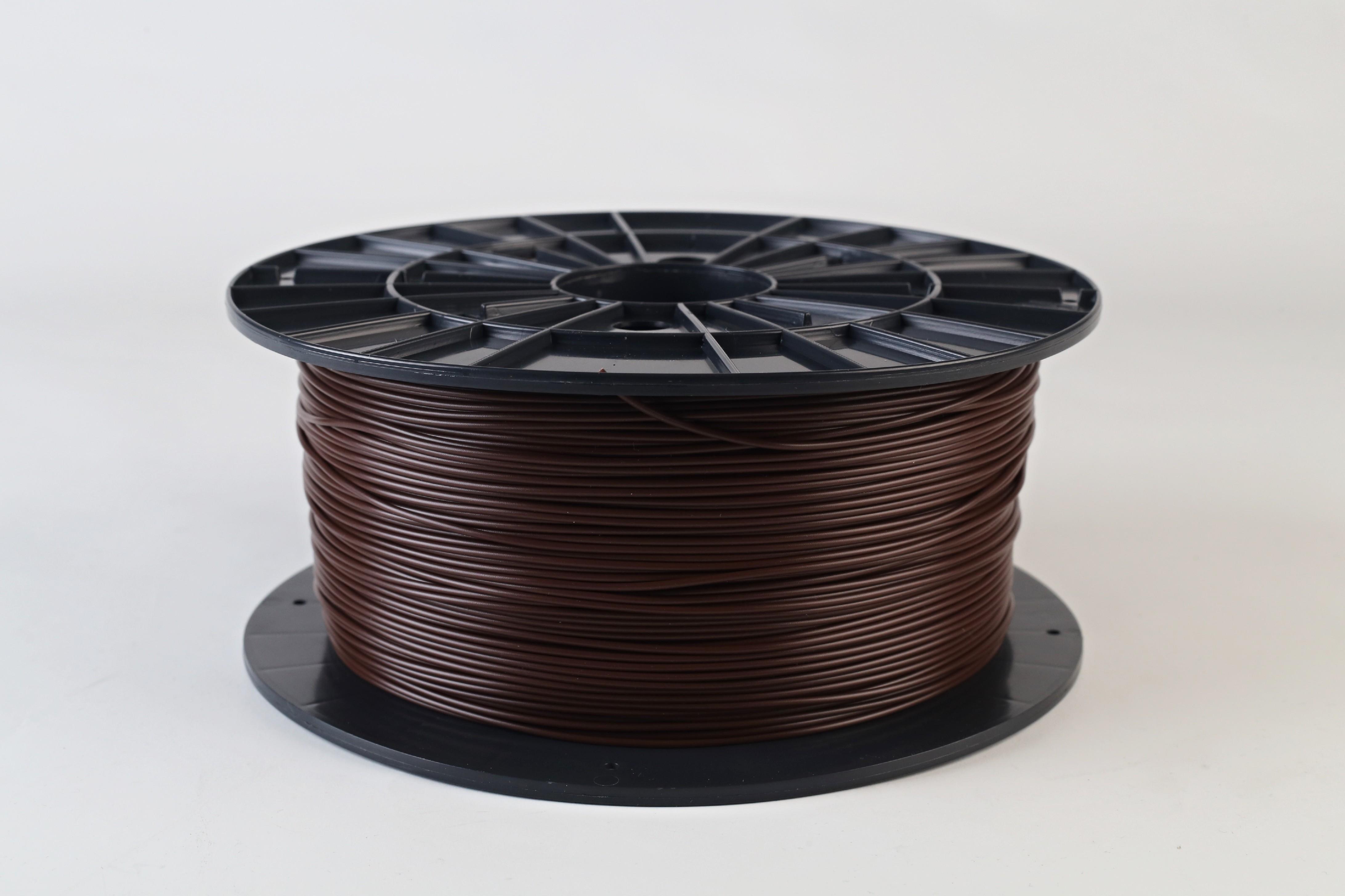 PLA filament Filament-PM hnědá 1,75 mm 1 kg