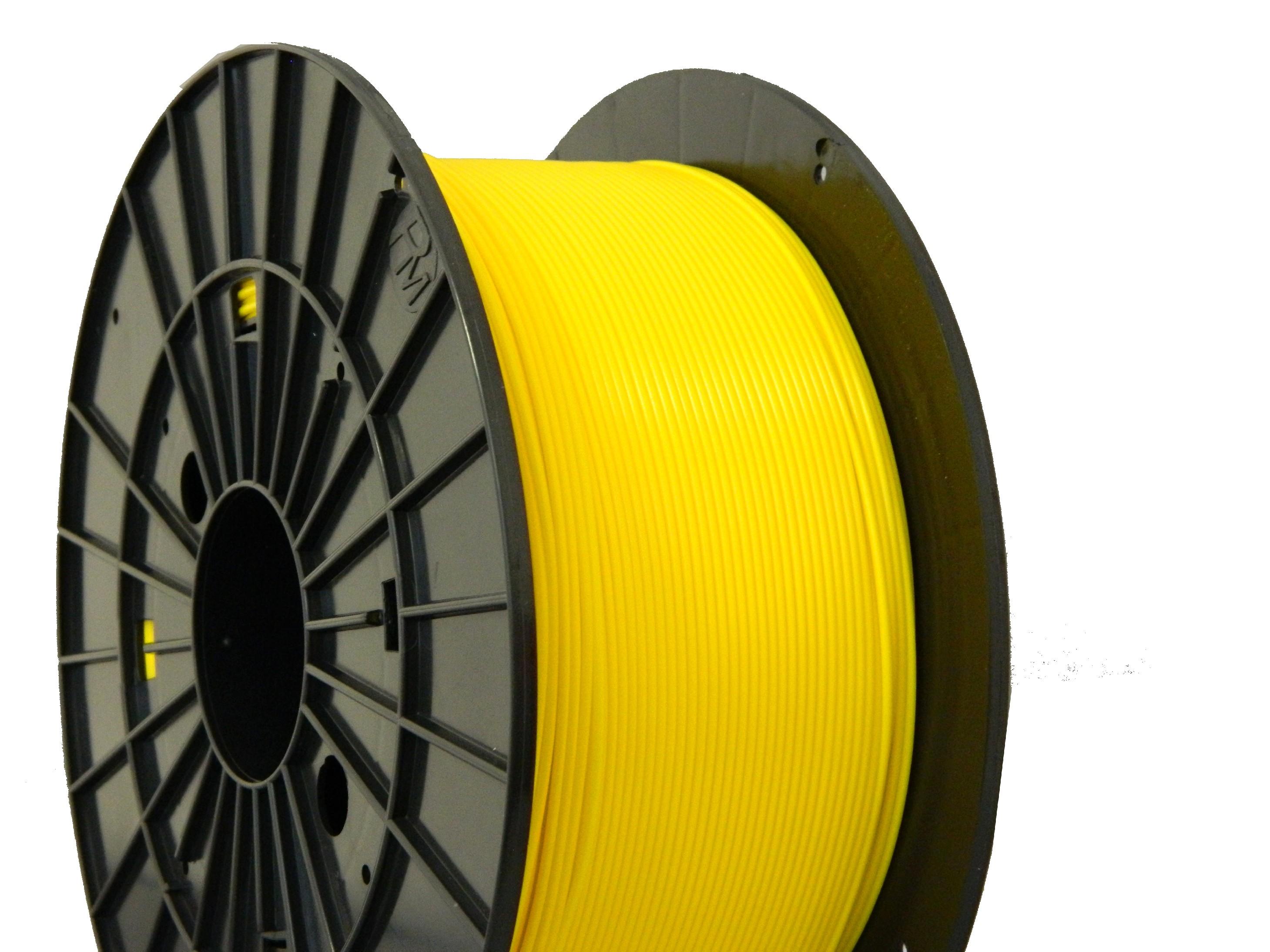 PLA filament Filament-PM žlutá 1,75 mm 1 kg