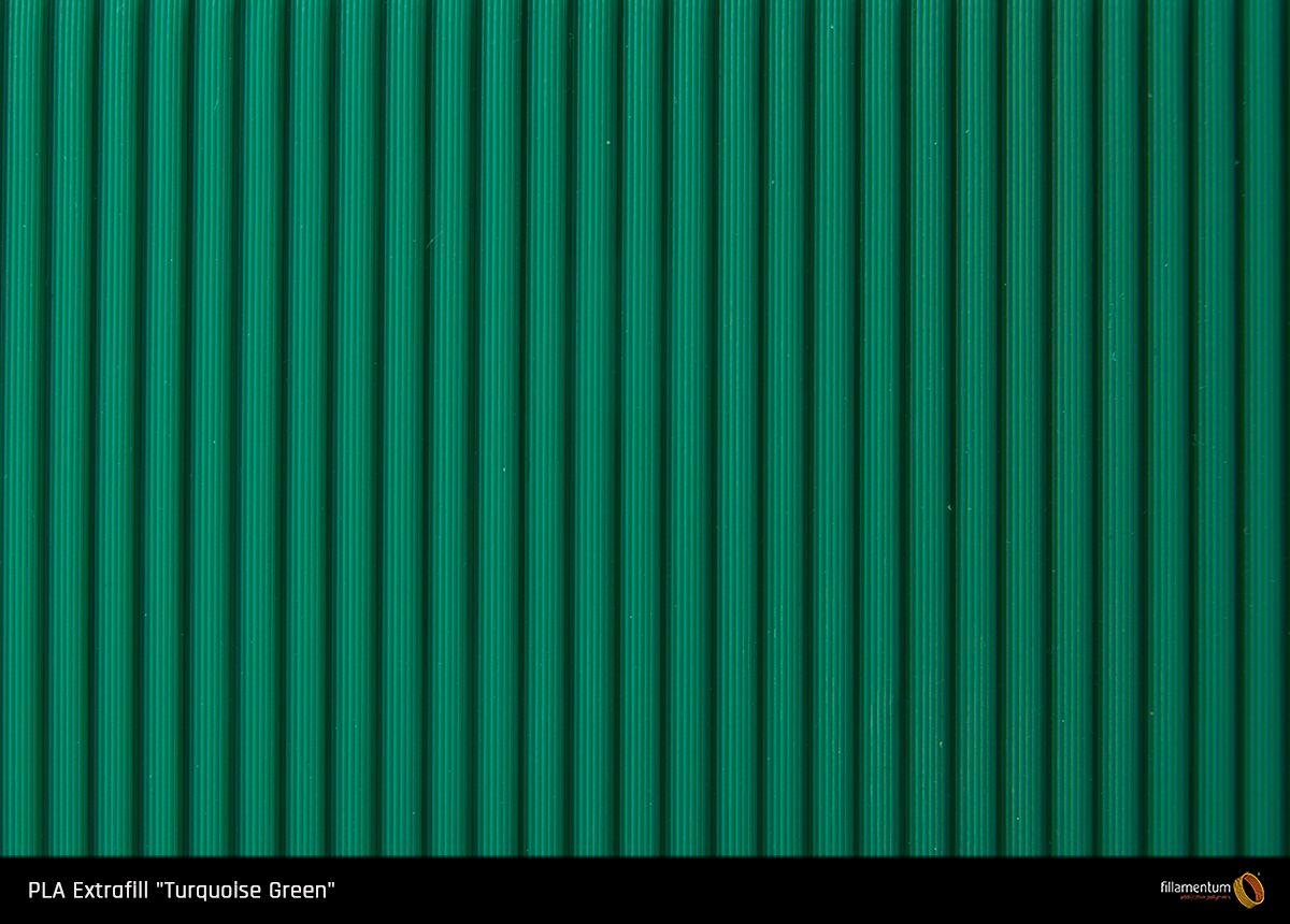 PLA filament Fillamentum Extrafill Turquoise Green 1,75 mm 750 g