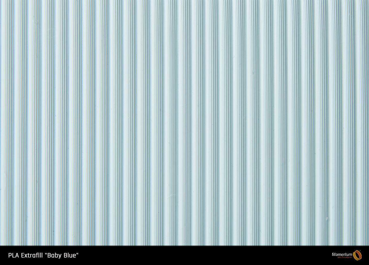 PLA filament Fillamentum Extrafill Baby Blue 1,75 mm 750 g