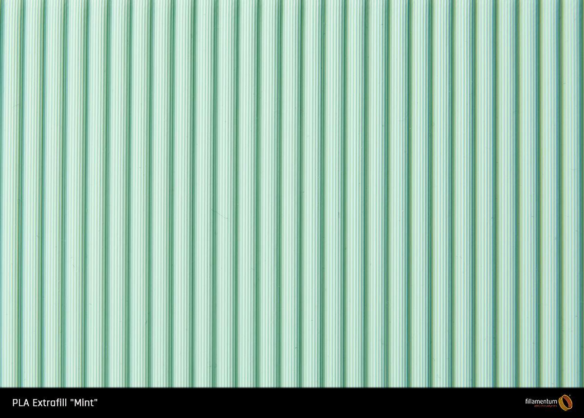 PLA filament Fillamentum Extrafill Mint 1,75 mm 750 g