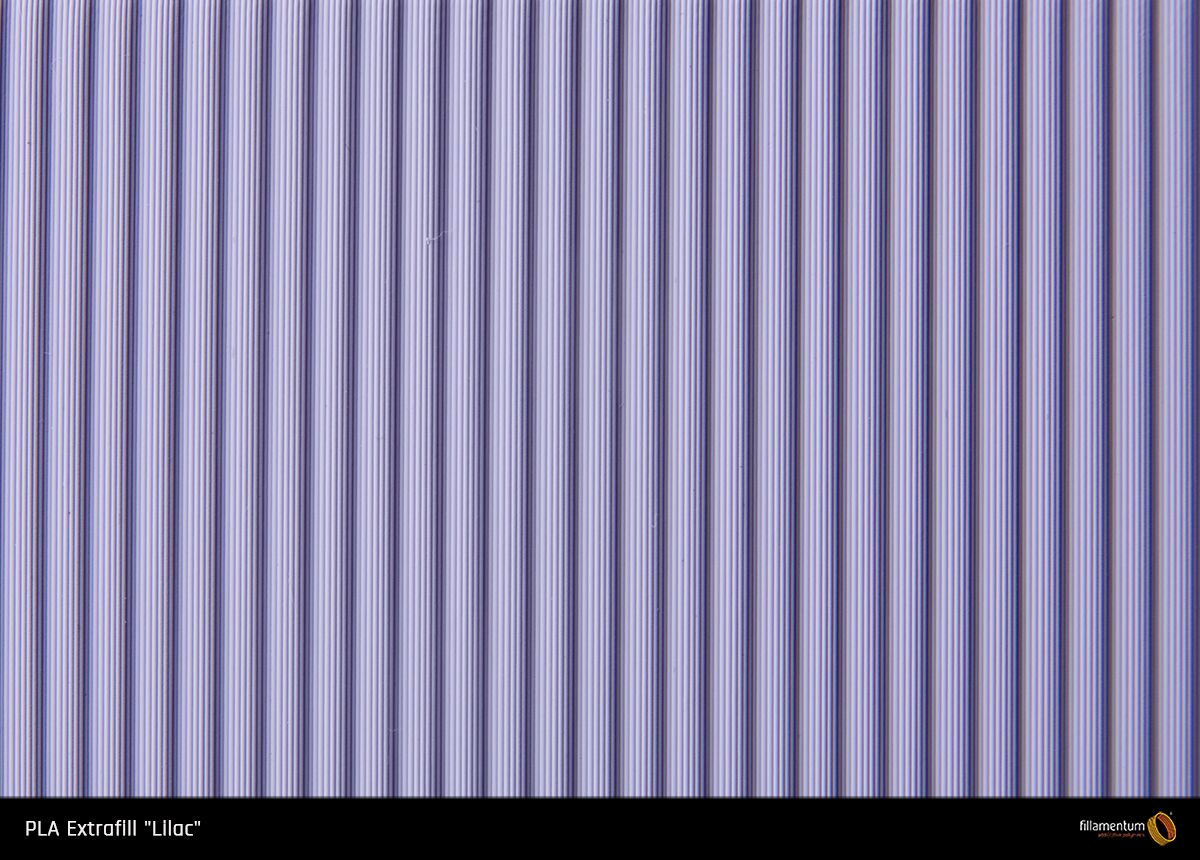 PLA filament Fillamentum Extrafill Lilac 1,75 mm 750 g