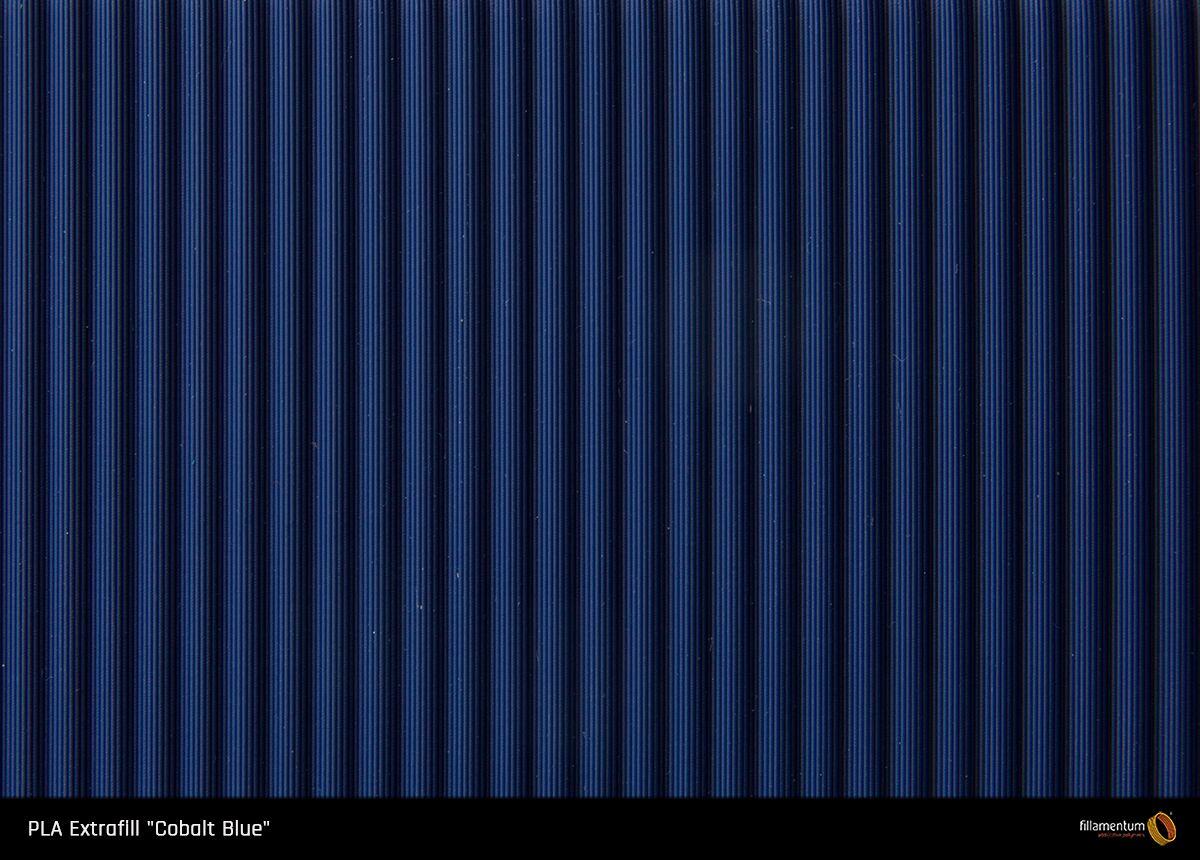 PLA filament Fillamentum Extrafill kobaltově modrá 1,75 mm 750 g