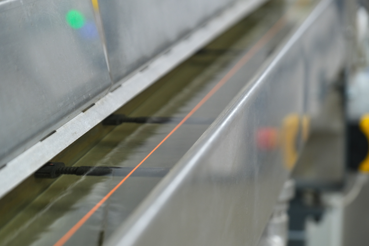 SPECTRUM- verifikácia kvality filamentu