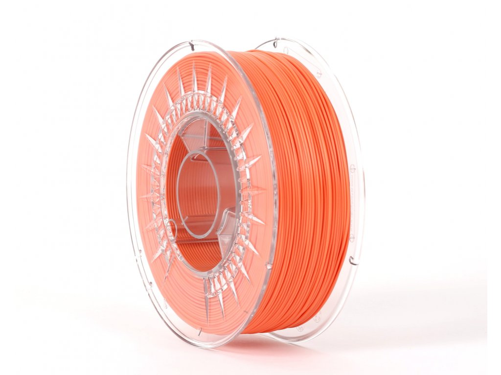PLA filament orange 1,75 mm Print With Smile 0,5kg