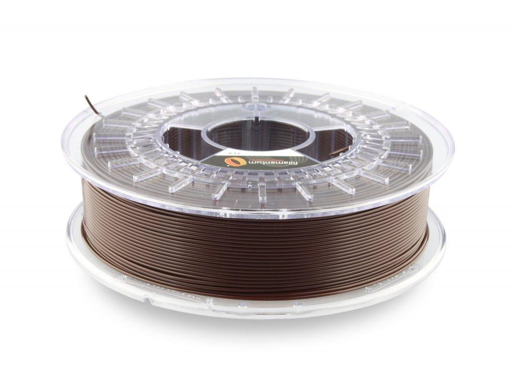 pla 1 75 ral8017 chocolate brown