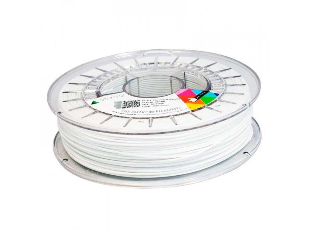 PLA 1,75mm filament snow white smartfil