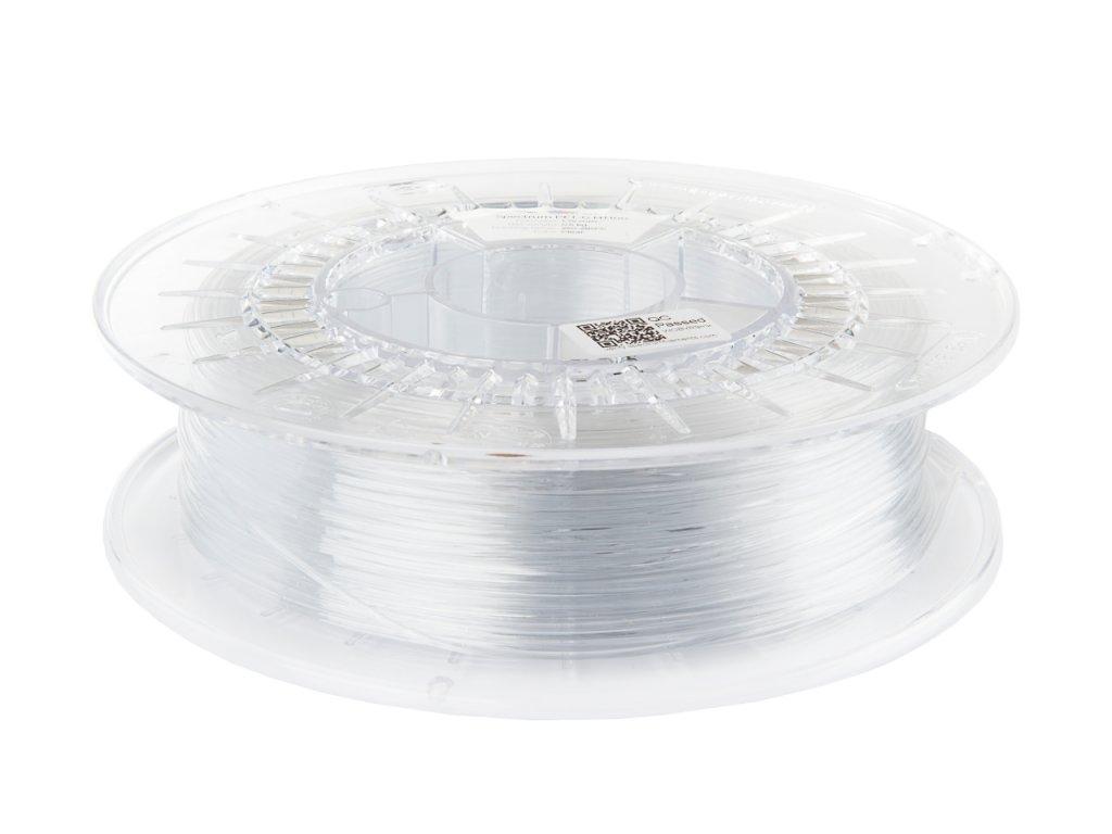 PETG HT100 filament Clear 1,75 mm Spectrum 0,5 kg
