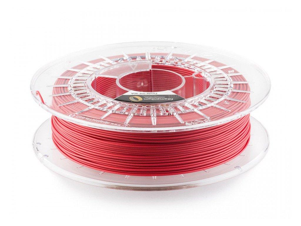 filament flexifill tpe 90a signal red rosu 500g 5159