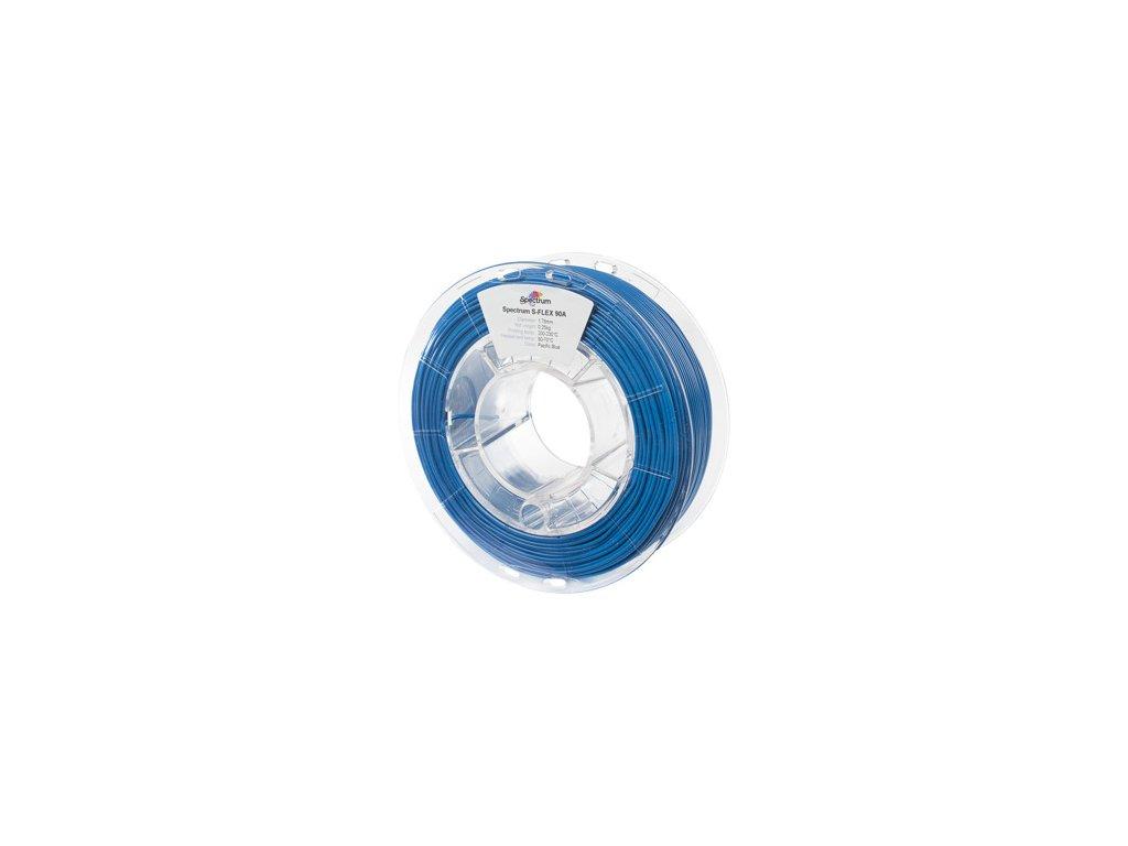 S-FLEX filament 90A pacific blue 1,75mm Spectrum 0,25kg