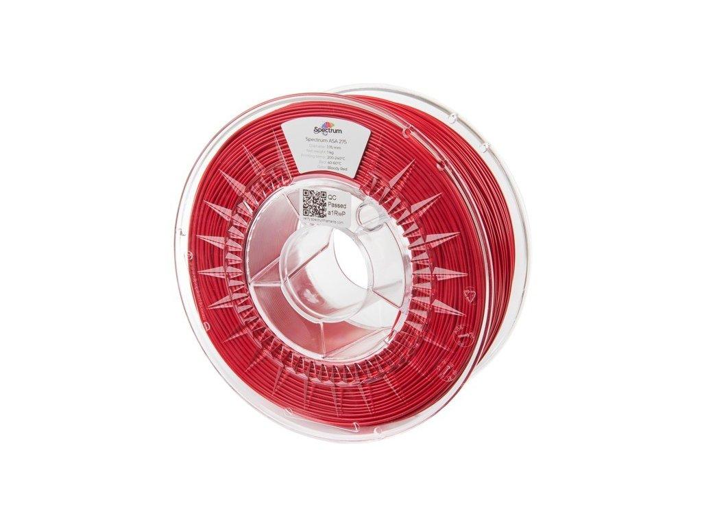 vyr 1196 pol pl Filament ASA 275 1 75 mm Bloody Red 1 kg 1208 1