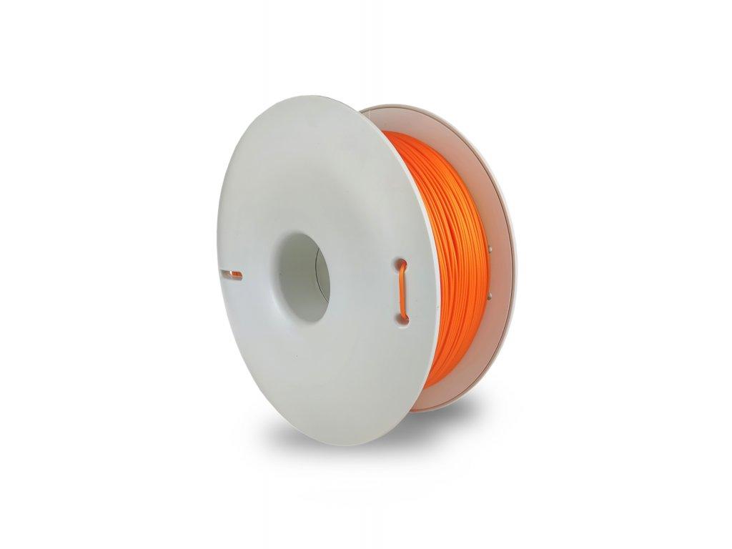 PLA FIBERSILK filament oranžový metalický 1,75mm Fiberlogy 850g
