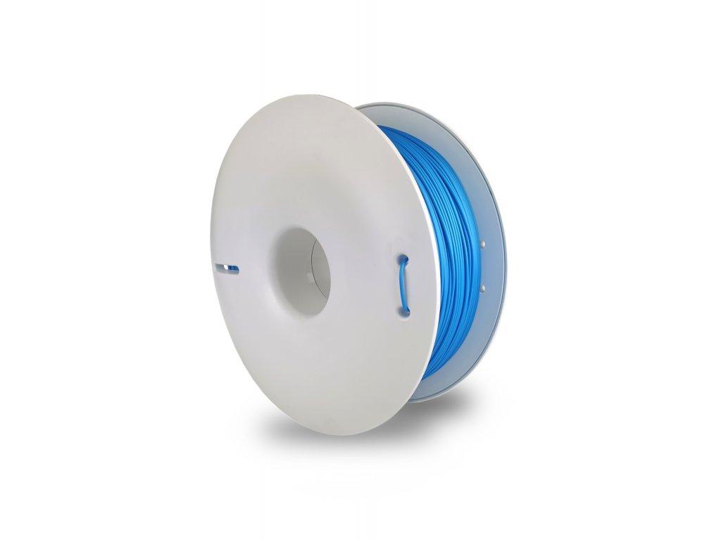 PLA FIBERSILK filament modrý metalický 1,75mm Fiberlogy 850g