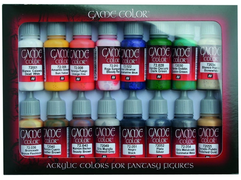 Vallejo Game Color Set 72299 Introduction (16)