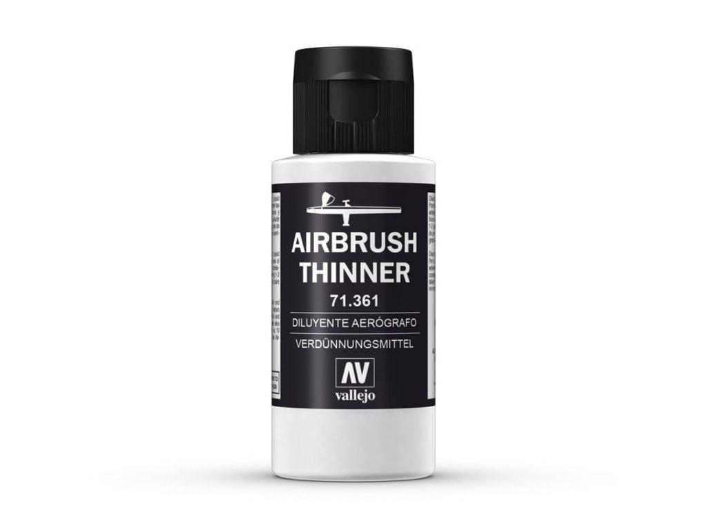 Vallejo 71361 Airbrush Thinner (60ml)