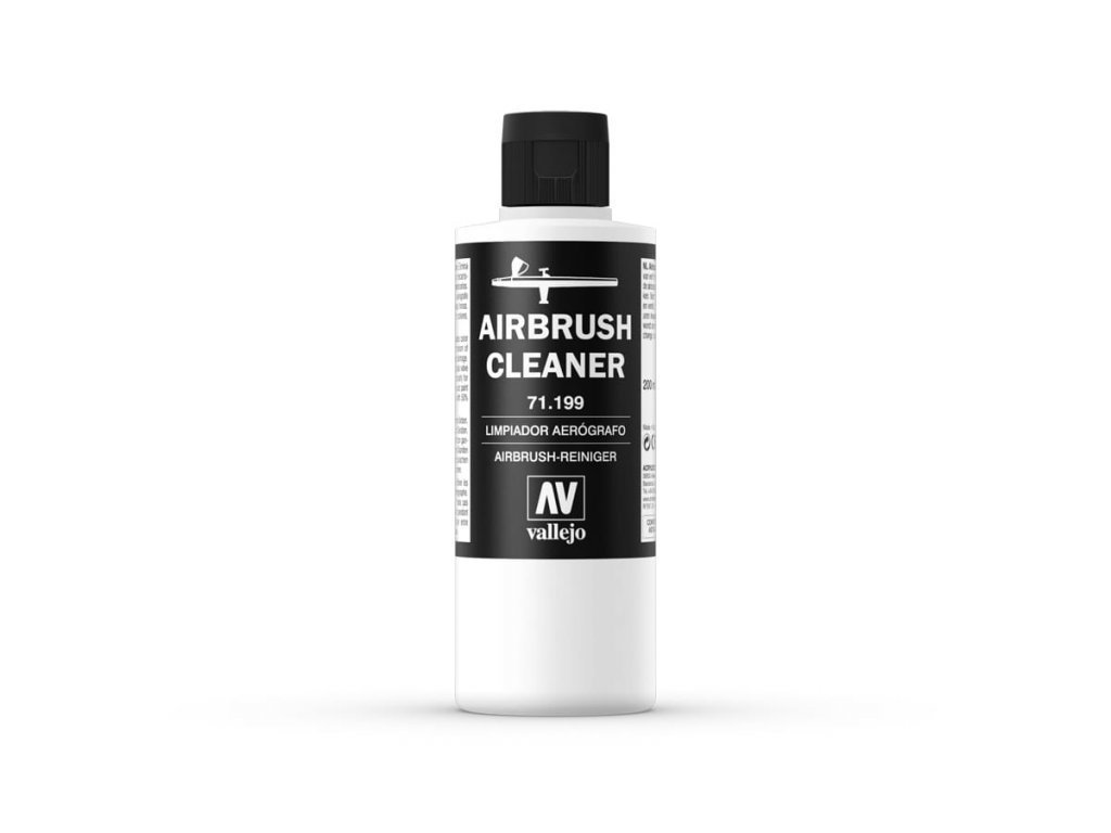Vallejo 71199 Airbrush Cleaner (200ml)