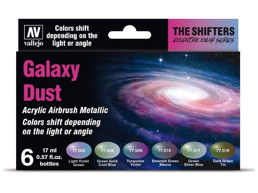 Vallejo The Shifters Set 77092 Galaxy Dust (6)