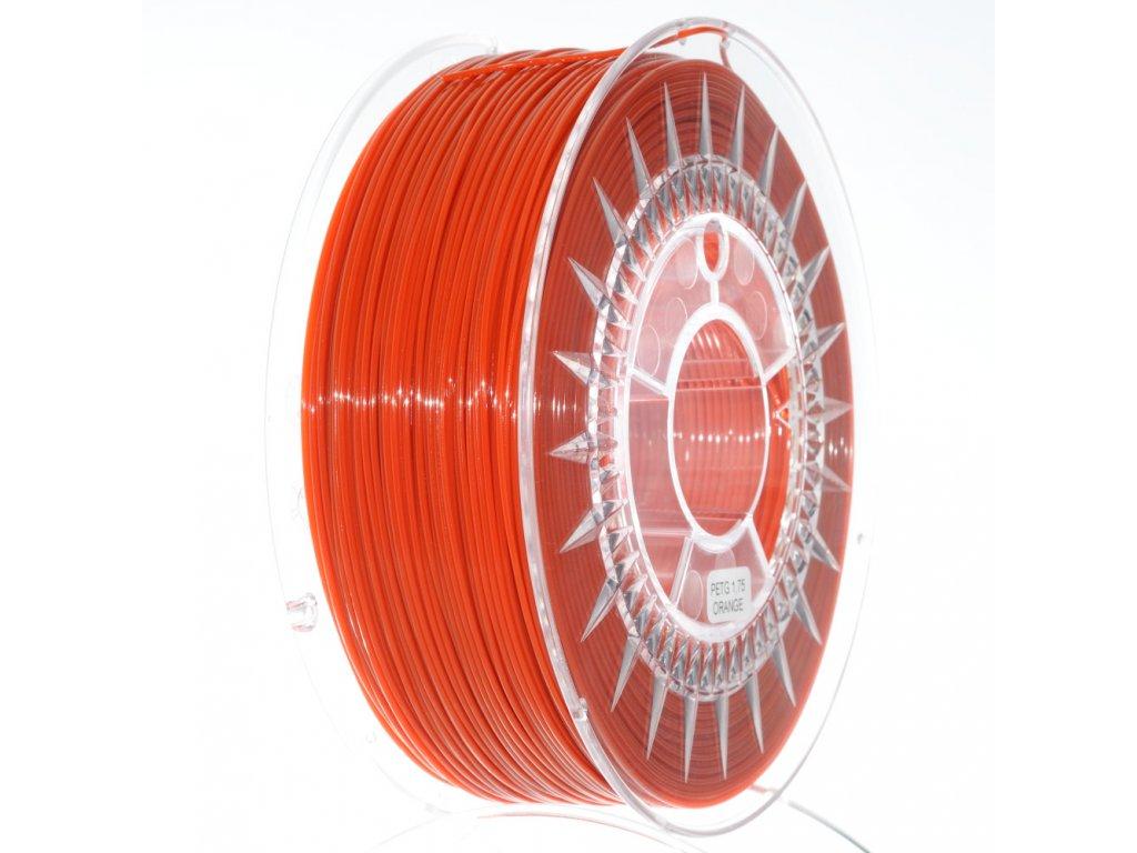 PETG dark orange Devil Design