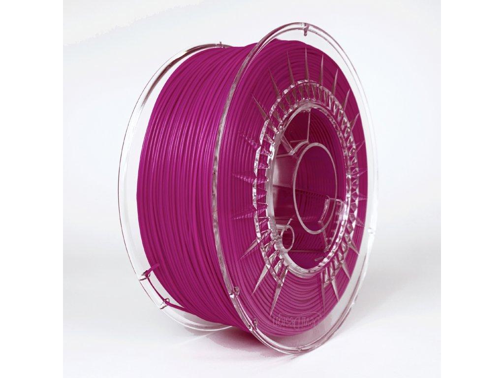 PLA filament 1,75 mm purpurový Devil Design 1 kg