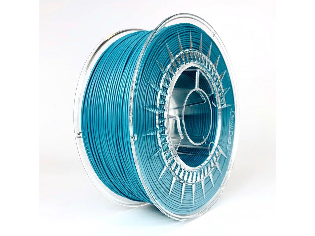 Oceánovo modrá tlačová struna pre 3D tlač Devil Design 1 kg