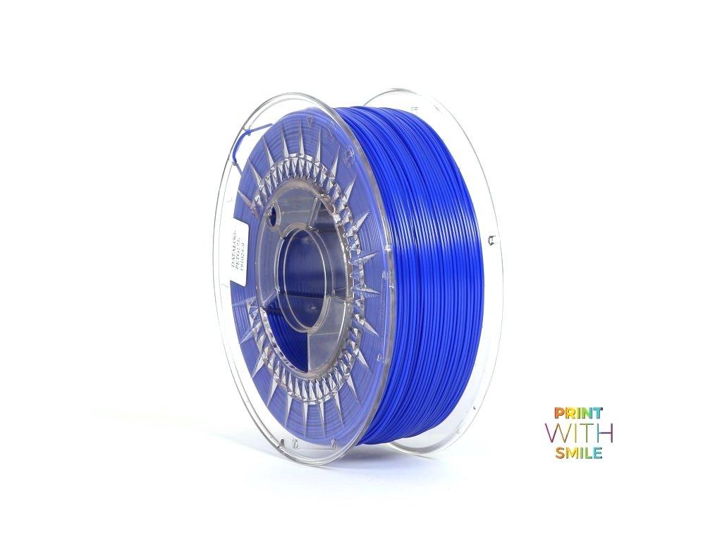 Tlačová struna Print With Smile cobalt blue 1,75mm 1kg