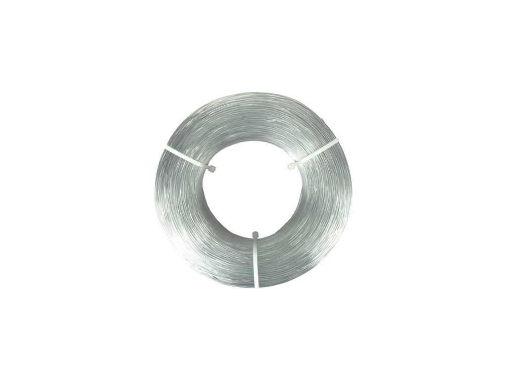 refill pure transparent struna pre 3D tlač Fiberlogy