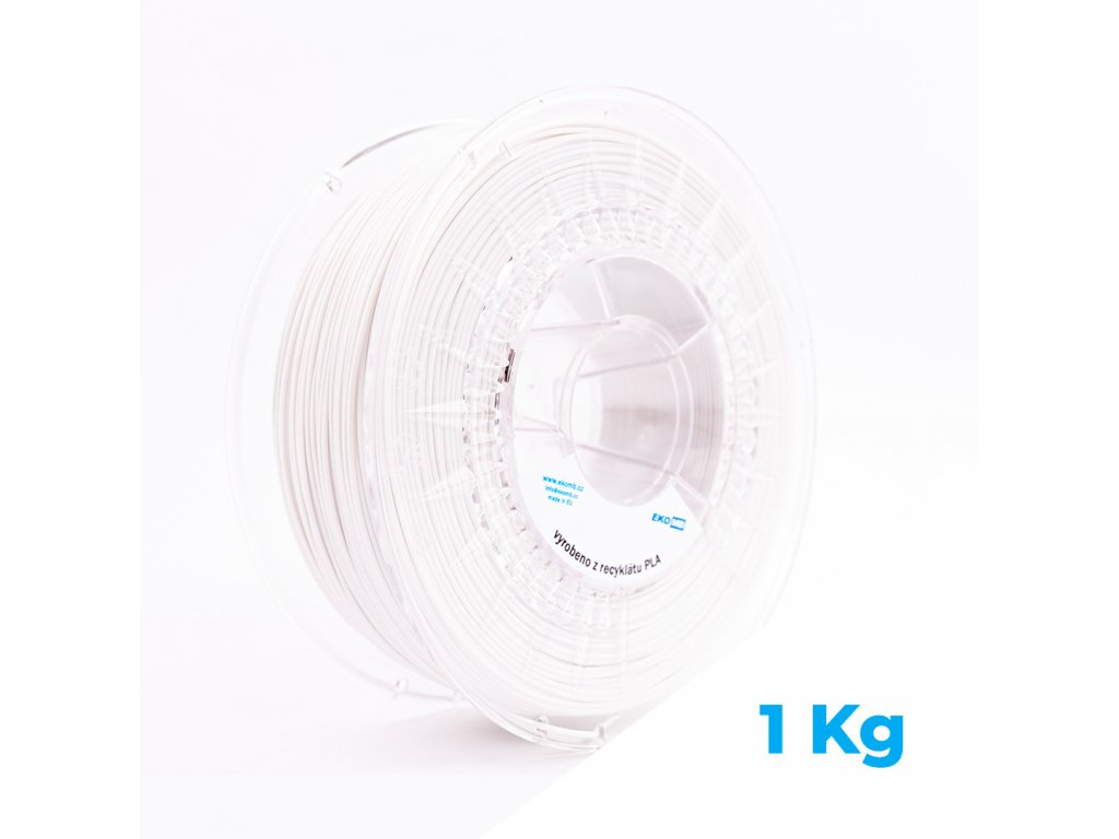 filament rPLA bily 01