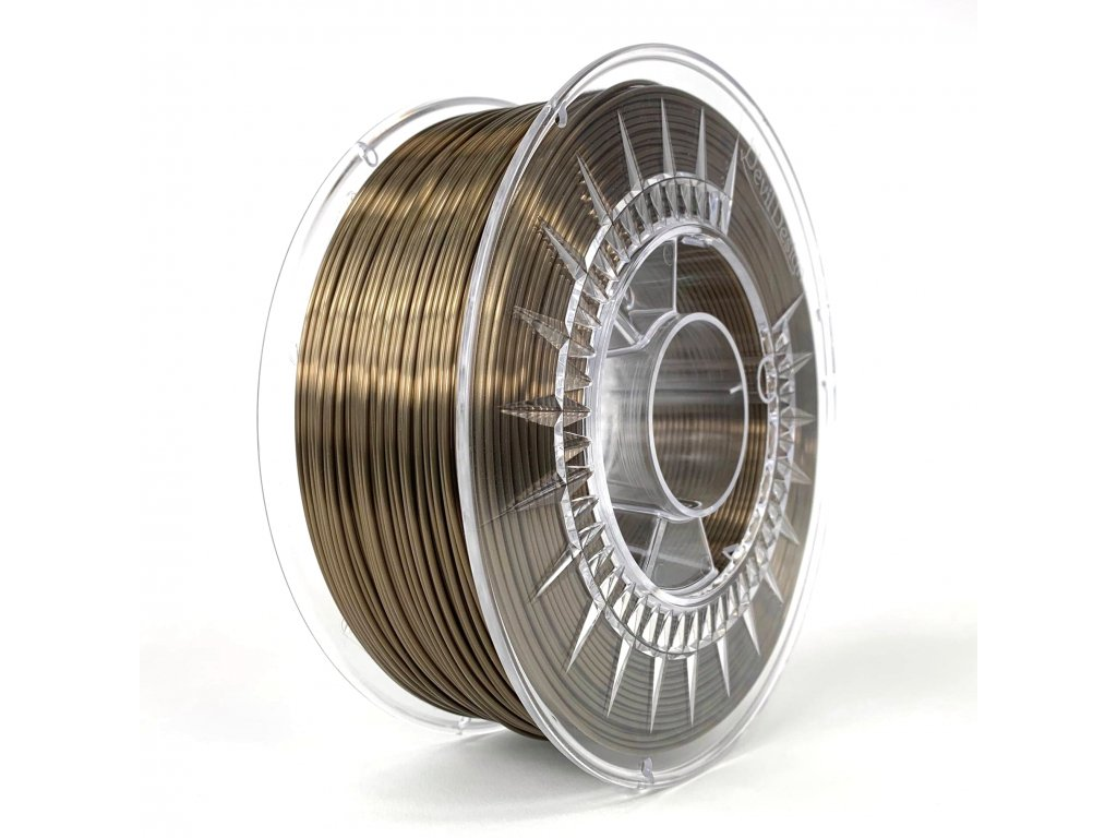 bronze silk devil design filament