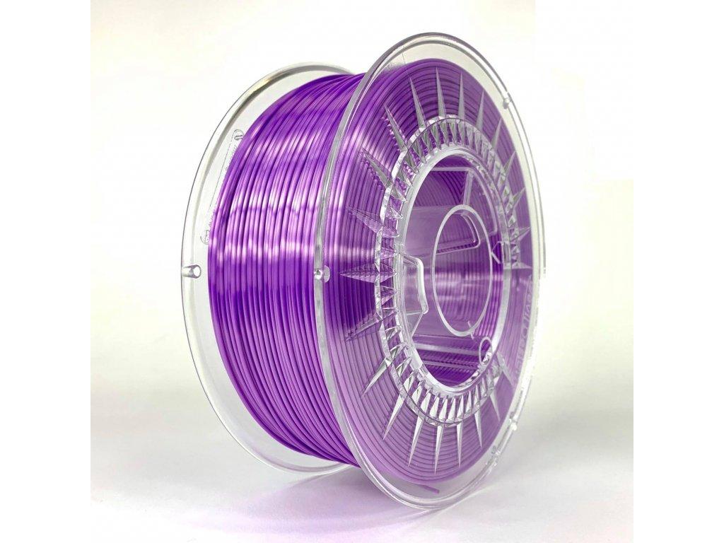 violet silk DD 1,75mm filament