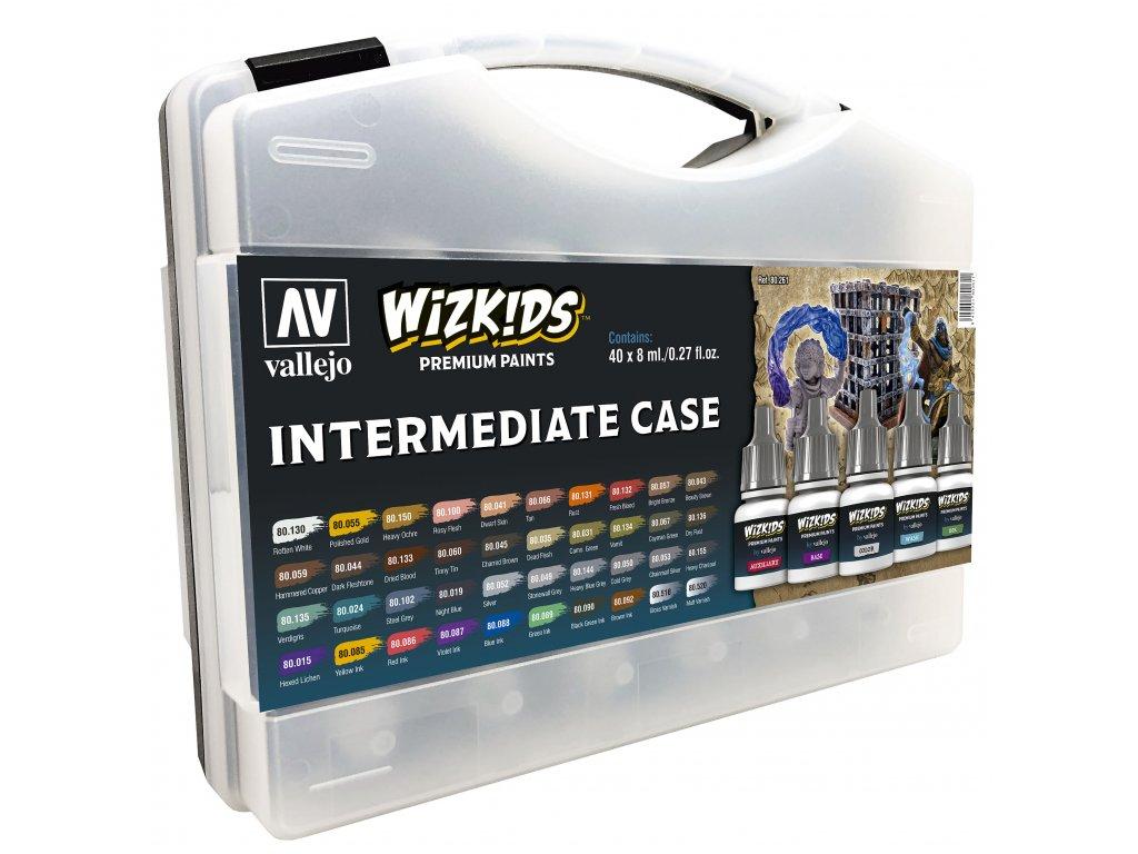 80261 Wizkids Intermediate Case