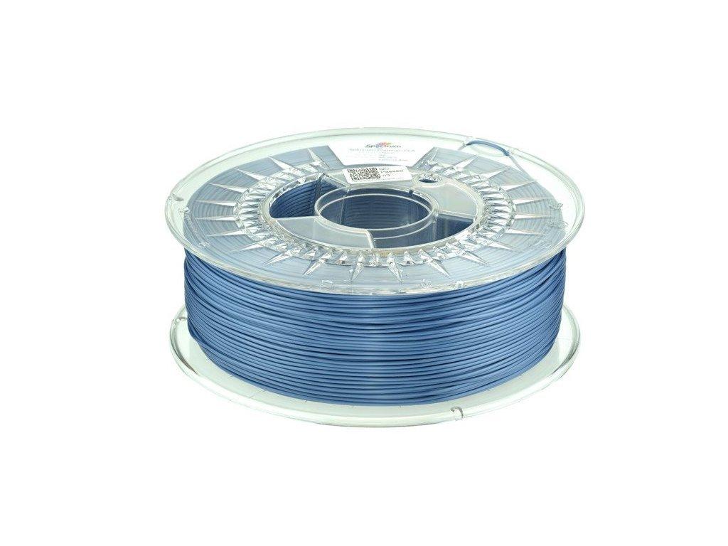 PLA SILK filament modrý Sapphire Blue 1,75 mm Spectrum 1 kg