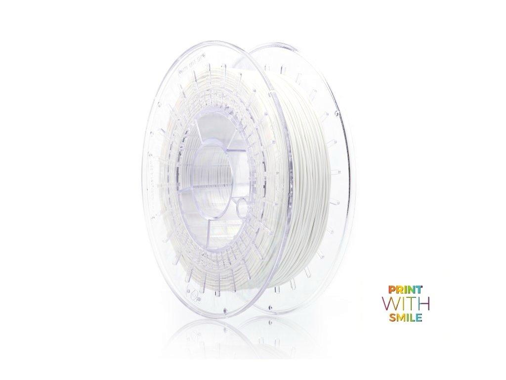 Tisková struna TPU 20D white 1,75mm