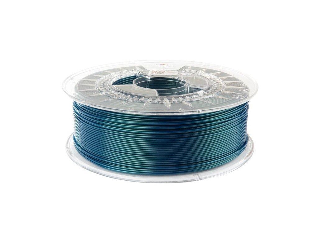 PLA filament Caribbean Blue 1,75 mm Spectrum 1 kg