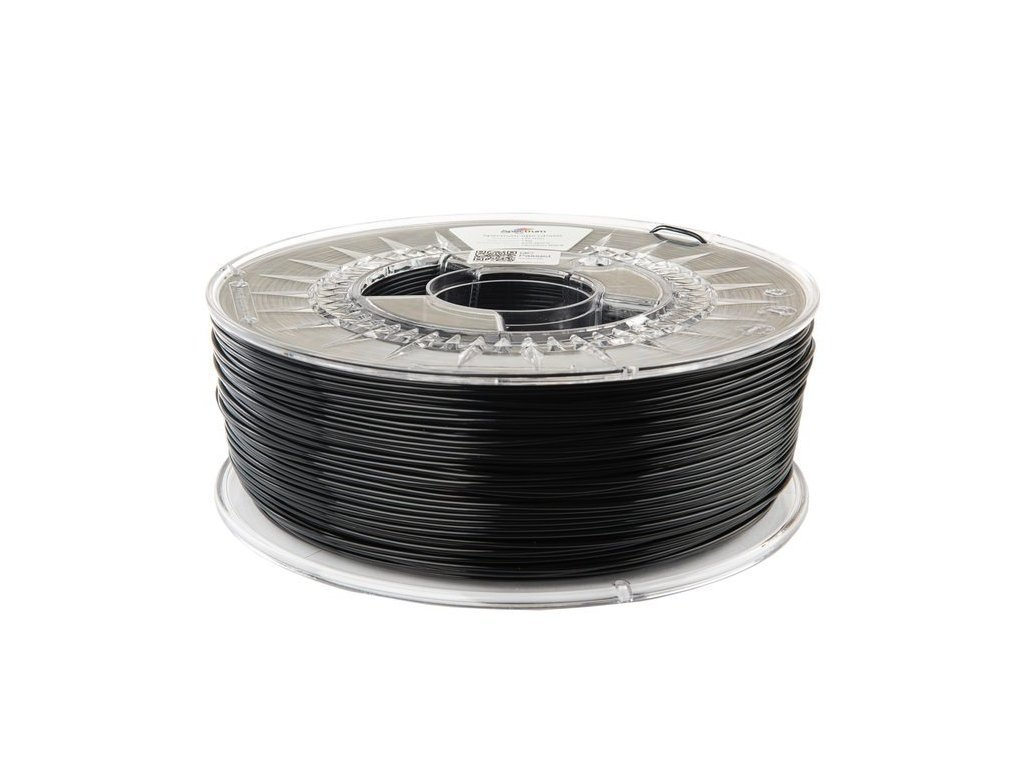 PETG HT100 filament Obsidian Black 1,75 mm Spectrum 1 kg