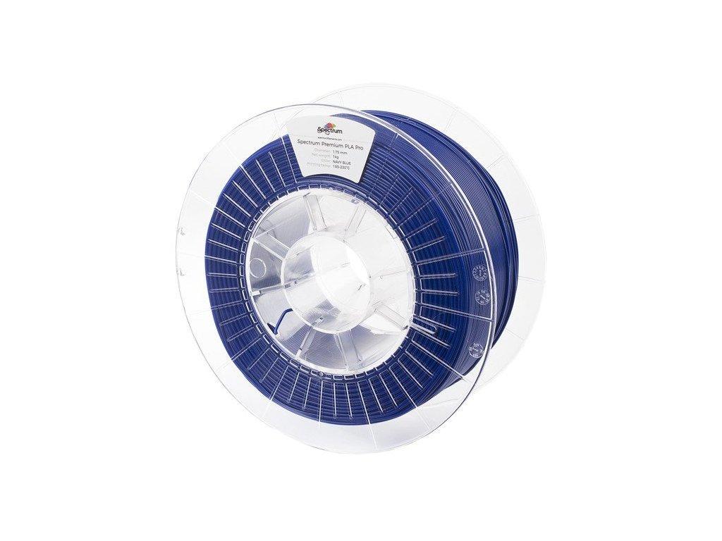 PLA PRO filament Navy Blue 1,75 mm Spectrum 1 kg
